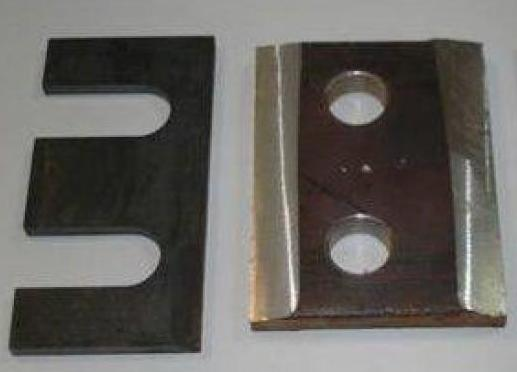 Прижимные планки (П1, П2)